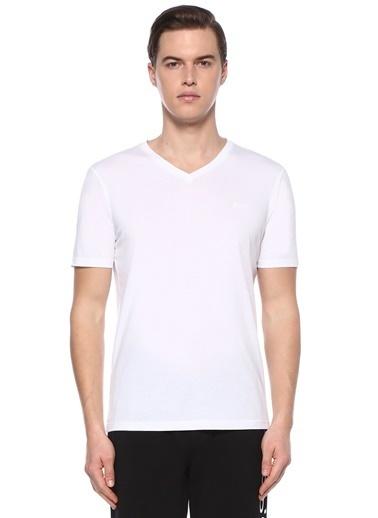 Boss Tişört Beyaz